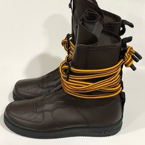 New Nike Air Force 1 High Boot